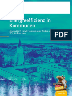 Energieeffizienz in Kommunen
