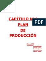 Cap. n°4 - Plan de Producción