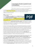 scienze.fanpage.it-Rarissima malattia neurologica rilevata in pazienti Covid e in 3 vaccinati con AstraZeneca