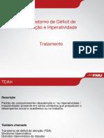 Psicofarmacologia - TDAH
