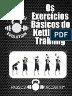 Os Exercícios Básicos do Kettlebell Training
