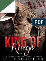 Kings Of Kings (Kings MC, 3) by Betty Shreffler
