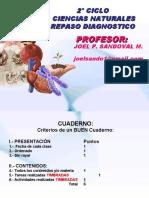 3.- CLASE 3 16 MARZO 2021  2° CICLO CIENCIAS LO BARNECHEA