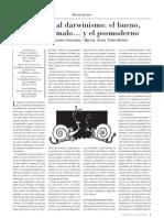 En Torno Al Darwinismo Revista de Libros