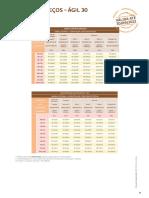 Unimed Rio - Tabela PJ - Julho 2021