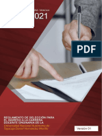 Reglamento de Ingreso Docente Aprobada v01 Aprobador 1