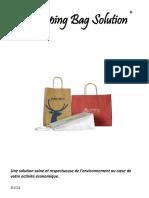 Catalogue SBS - SARL