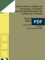 Plaza de la libertad. DOBLE PIEL. ENCAC 2010 - Presentación