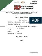 TERMINADO ESTADISTICA II 2018