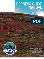 PAWGI Wilderness Guide Manual