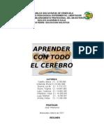 APRENDER CON TODO EL CEREBRO