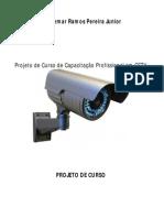 projeto curso cftv