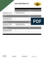 Recomendação de um produto JCB Carregadoras com rodas 410 (até 1995)