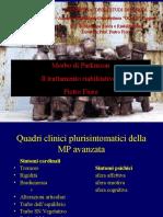 Lezione Parkinson CdL Fisioterapia