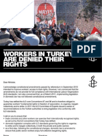 Turkey ActionCard on Workers Rights English
