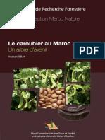 Le Caroubier Au Maroc - Un Arbre d'Avenir - Hassan Sbay - CRF 2008 - 5,01 Mo