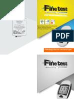 Instrukcija Dlja Gljukometra Finetest Autocoding Premium