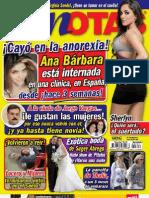 TVNotas Completa numero 749 Marzo 2011