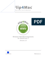 Flip4Mac WMV User Guide