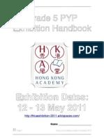 HKA Exhibition Student Book 2011