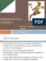 Escolas Hermenêuticas