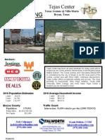 tejas2010 brochure