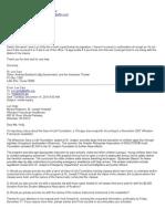 2010-11 e-mails