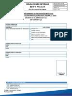 MS-PR-ODI-06 Charla ODI Experto en Prevención de Riesgos