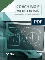 Apostila Coaching Mentoring