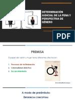 Determinación Judicial de La Pena y Persp Género (1)