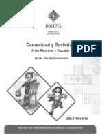 3ro. Artes Plasticas