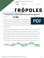 Entendendo a organização dos arquivos Apache 2 - Hardware.com.br