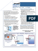 SensaLevel Ultra PDF