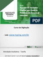 Agente de inclusão digital