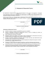 Anexo 03 Designação de responsável