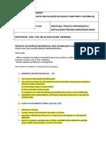 Check List Entrega Final - 030721