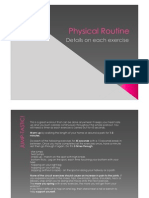 Physical Routine ver1