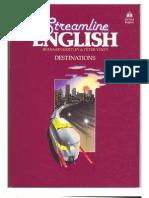 Streamline English Destinations SBK