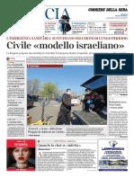 Corriere Della Sera Brescia 4 Aprile 2020