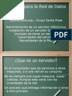 presentación servidores