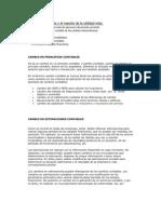 cambios contables y el reporte de la utilidad neta