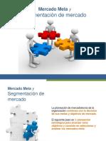 MERCADOS META Y SEGMENTACIÓN DE MERCADO