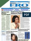 Baltimore Afro-American Newspaper, April 2, 2011