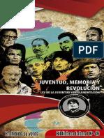 Biblioteca Laboral Nº49 Juventud, Memoria y Revoluciòn (Ley de La Juventud y Reglamentacion)