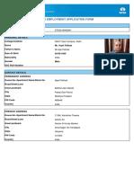 TCS Application Form