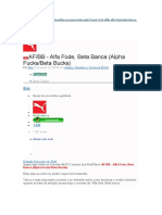 AF-BB - Alfa Fode, Beta Banca (Alpha Fucks-Beta Bucks)