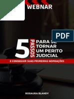 5 Passos para se tornar um Perito Judicial