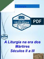 liturgia martires