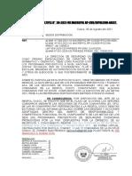 M.M. N° 30, SOLICITA INFORME SOBRE MEDIDAS Y ACCIONES EN EL CUMPLIMIENTO DE LAS METAS 2021