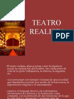 teatro realista